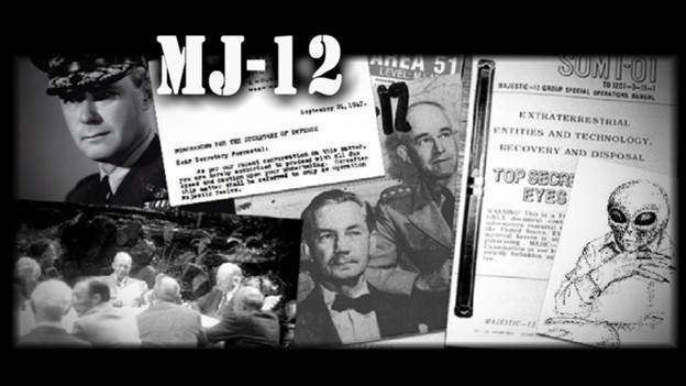 Majestic 12 and president Kennedy