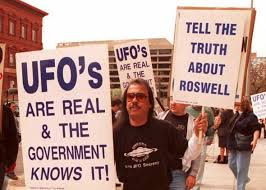 Government cover up at Roswell